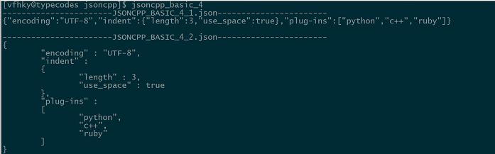 Linux C++使用函数模板实现JSON数据快速和完整写入到文件